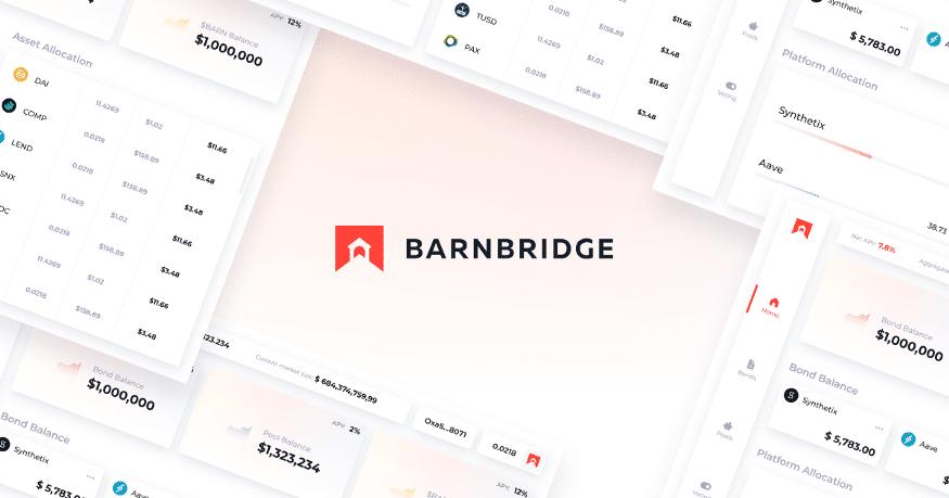 "<a  href=""https://medium.com/barnbridge/barnbridge-closes-1m-seed-round-9c1a147afcf9"">BarnBridge Closes $1m Seed Round</a>"